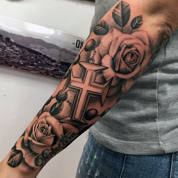 αντρικο τατουαζ στο χερι