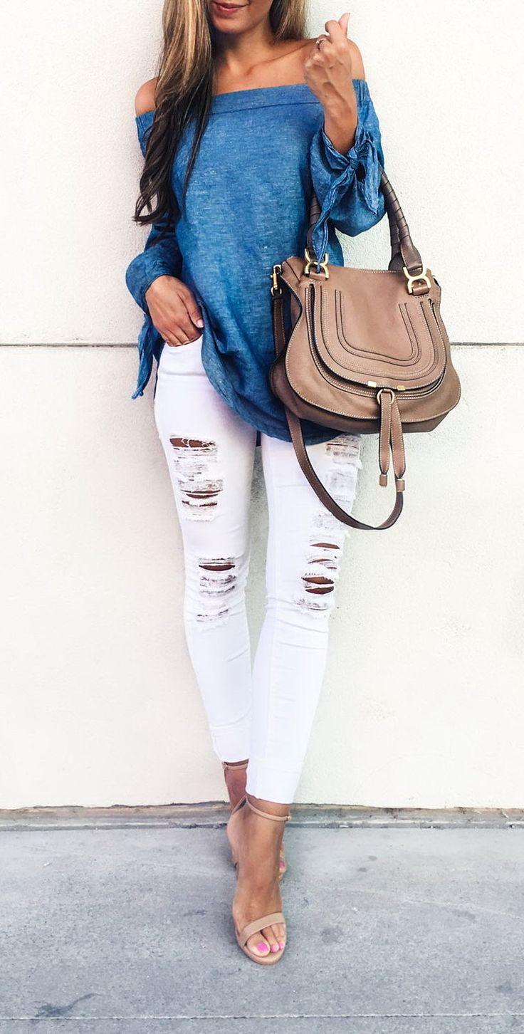 λευκα παντελονια