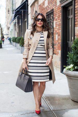 Τα Pinstripes είναι ιδιαίτερα χαριτωμένα για επαγγελματικά και casual  ντυσίματα. c15222680c6