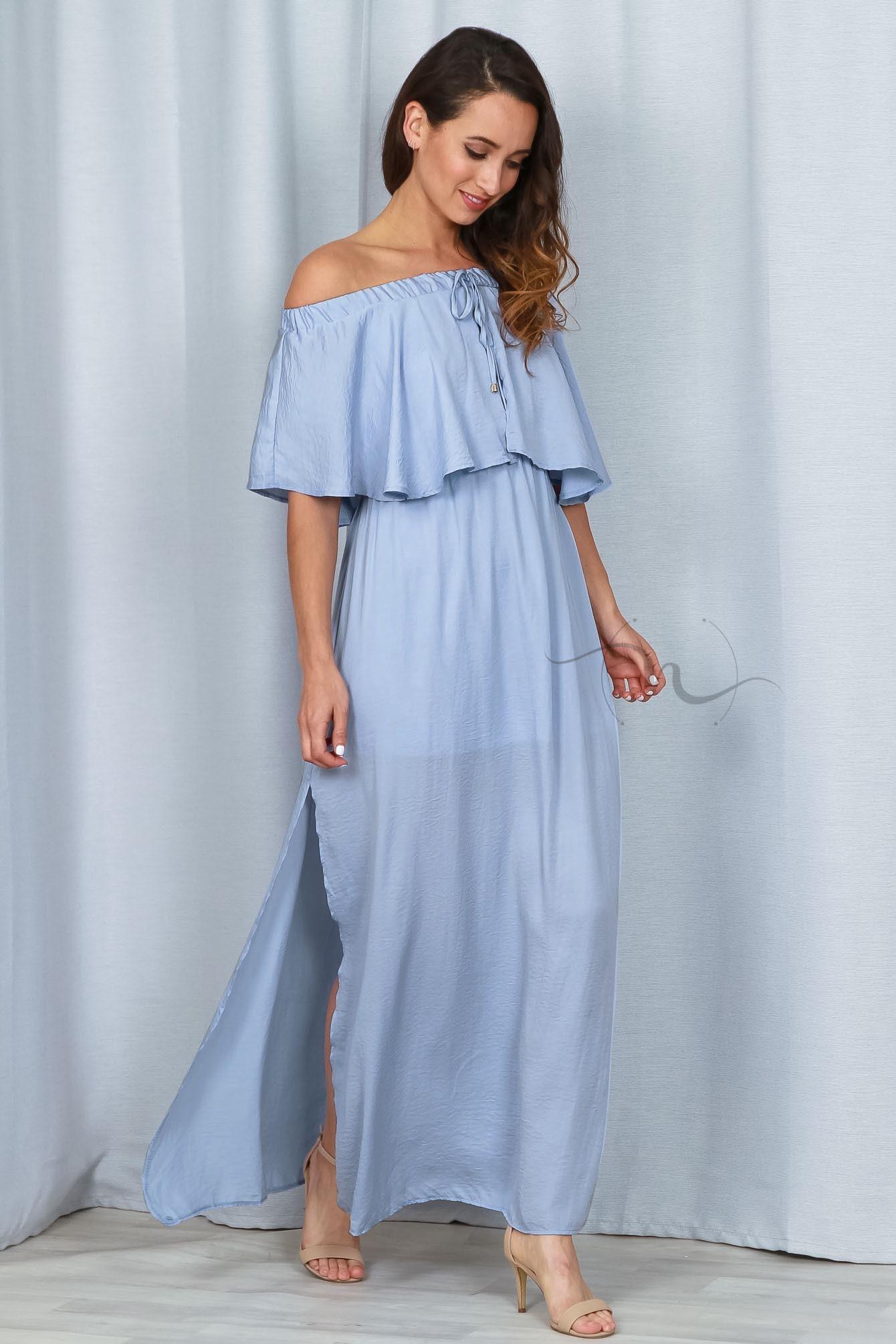 94170f830013 Τα Καλύτερα Maxi Φορέματα για όλους τους τύπους σώματος - Eli.gr