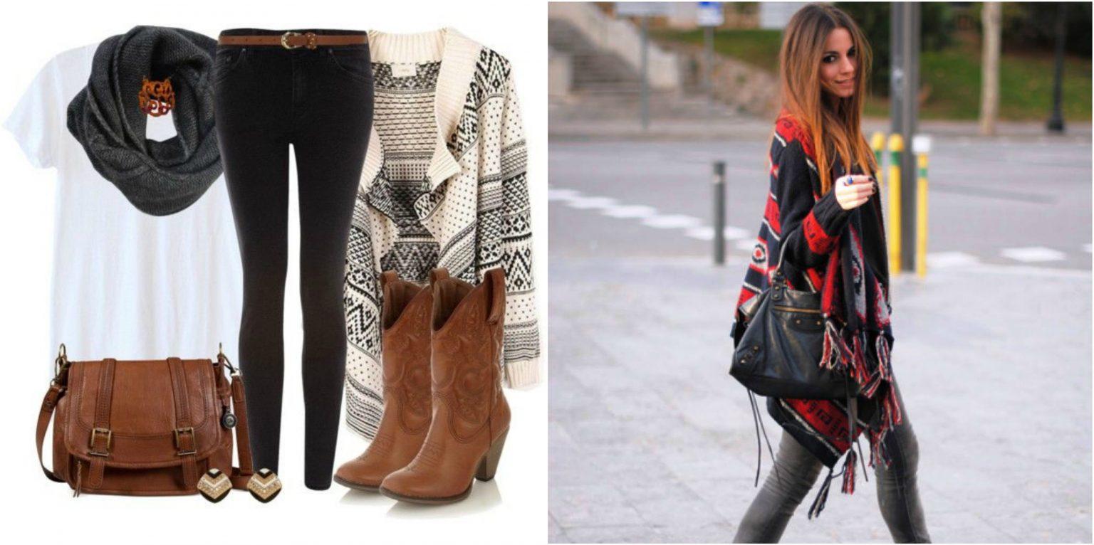 45702c533980 Έχεις παρατηρήσει πως πολλές γυναίκες λατρεύουμε το μποέμ στυλ, αλλά παρόλο  αυτά δεν το προτιμάμε τον χειμώνα;. Τι συμβαίνει και φοράμε boho ...