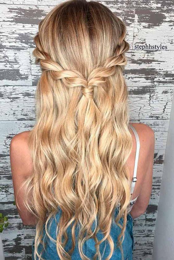 8615e5e1efa9 Εντυπωσιακά Χτενίσματα για Μακριά Μαλλιά που πρέπει να δοκιμάσεις ...