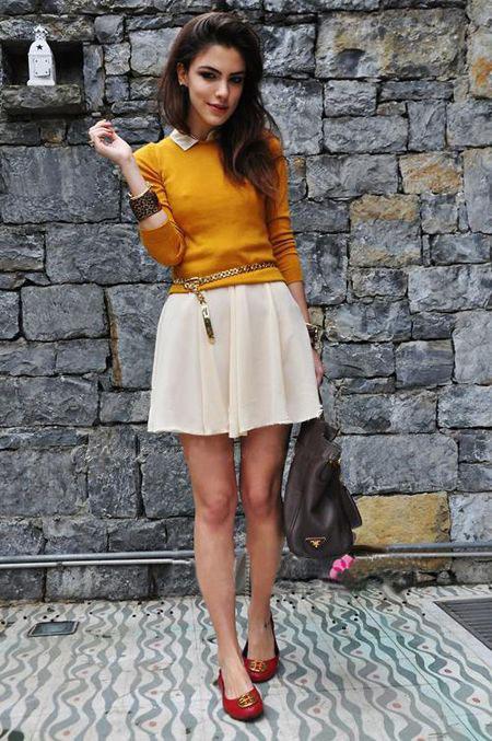 Φόρεσε τις Φούστες σου με τον καλύτερο τρόπο χειμώνα-καλοκαίρι! - Eli.gr 8e66a4a8346