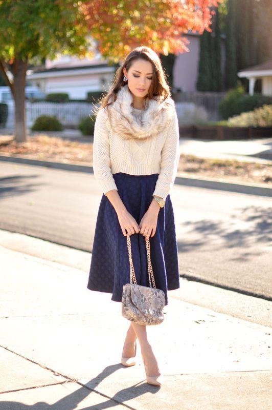 Φόρεσε τις Φούστες σου με τον καλύτερο τρόπο χειμώνα-καλοκαίρι! - Eli.gr 718c6fb2f5c