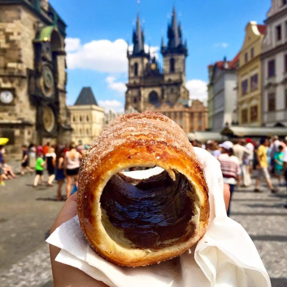 для рабочего чешские сладости фото словам местных