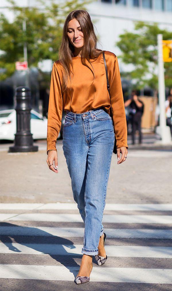 c1a762fb216 Αν αγαπάς τα jeans τόσο πολύ όσο εγώ, δες ποια είναι τα 9 τζιν που θα  θέλεις να φοράς συνέχεια!