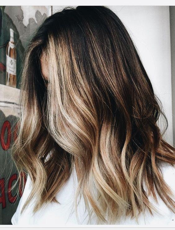 20+ χρώματα μαλλιών που ταιριάζουν σε μελαχρινές! - Eli.gr bf8c270ea00