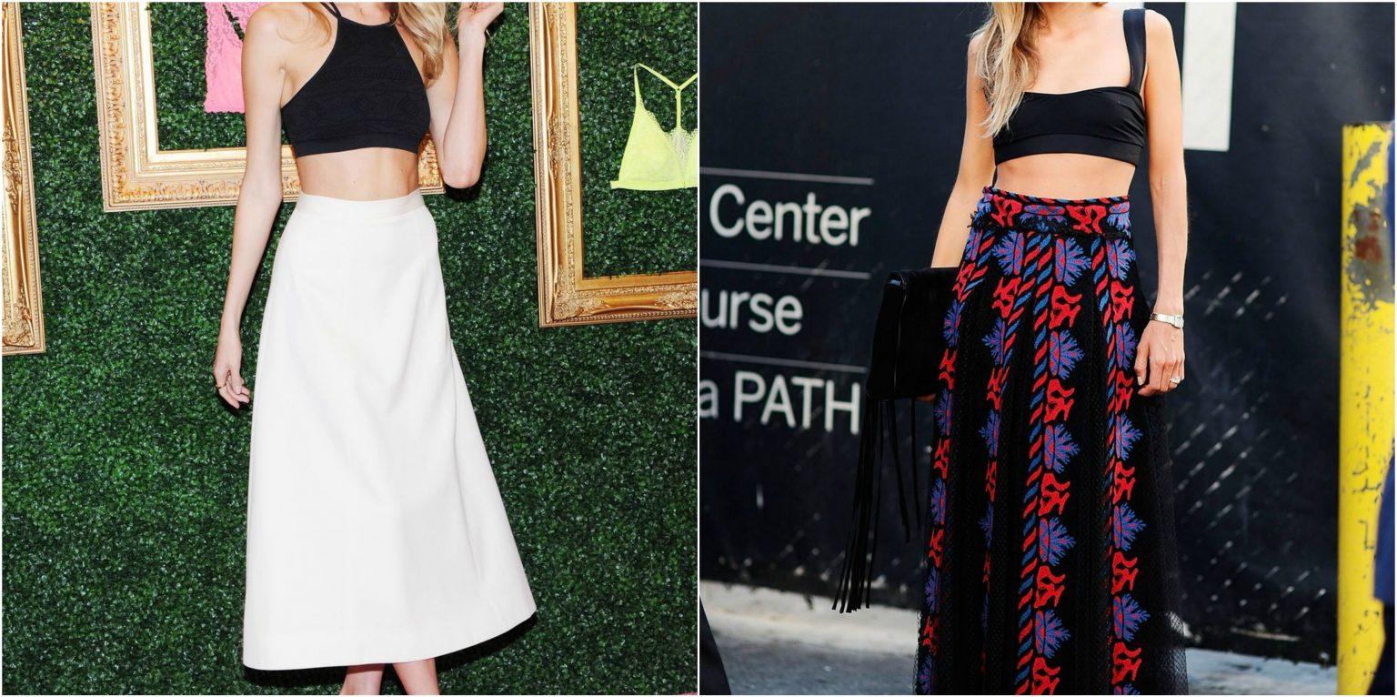 Άλλος ένας τρόπος να φορέσεις το trend είναι με μία maxi φούστα 26c682fb950