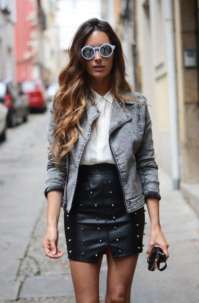 077de307221b ... κάτω από το slip leather φόρεμα, συνδυάζοντας τις τάσεις του 90 με τις  σύγχρονες! Αν είσαι λάτρης της μόδας, τότε ξέρεις ήδη ότι η μόδα κάνει  κύκλους!
