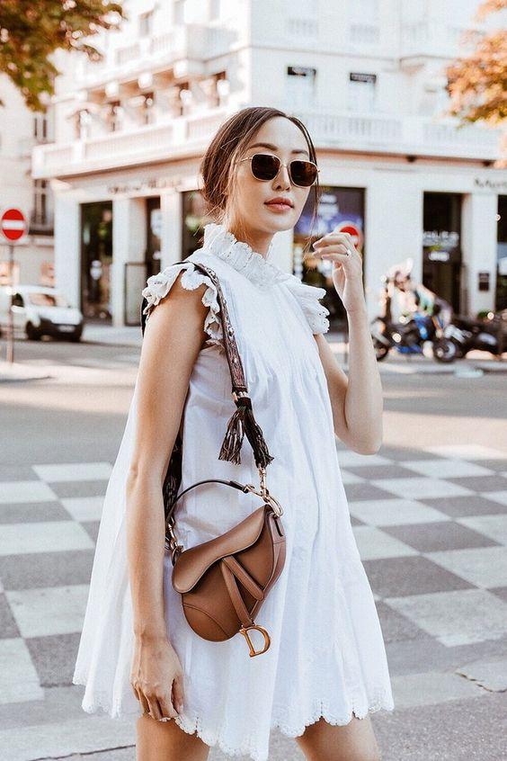 Το μυστικό για να συνδυάσεις μία Dior τσάντα είναι να τολμάς! Απόφυγε τους  κλασσικούς συνδυασμούς 9b382309027
