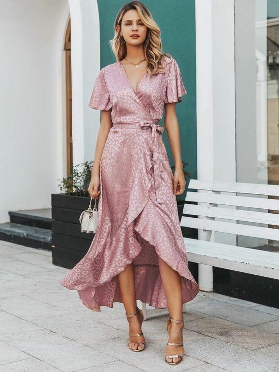 τι να φορεσω σε γαμο ως καλεσμενη φορεμα